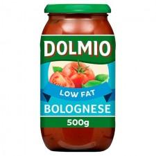 Dolmio Bolognese Original Low Fat Pasta Sauce 500g