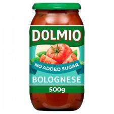 Dolmio Bolognese Original Sauce No Added Sugar 500g
