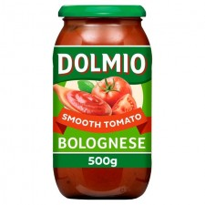Dolmio Bolognese Smooth Sauce 500g