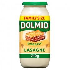 Dolmio Creamy White Lasagne Sauce 710G