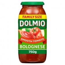Dolmio Smooth Tomato Bolognese Sauce 750g