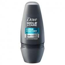Dove Men and Care Clean Comfort Roll On 50ml