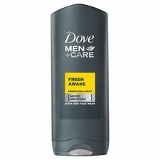 Dove Men andCare Fresh Awake Body And Face Wash 400Ml