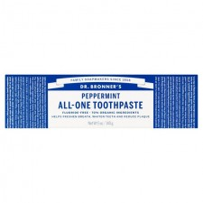 Dr Bronners All One Toothpaste Peppermint 140g