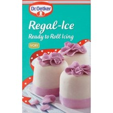 Dr Oetker Regal-Ice Ready to Roll Icing Ivory 1Kg