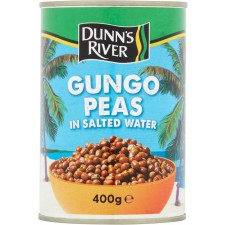 Dunns River Gungo Peas In Water 400g