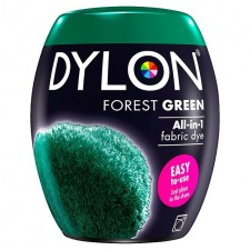 Dylon Machine All in 1 Fabric Dye Forest Green