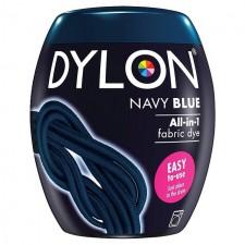 Dylon Machine All in 1 Fabric Dye Navy Blue