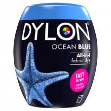 Dylon Machine All in 1 Fabric Dye Ocean Blue