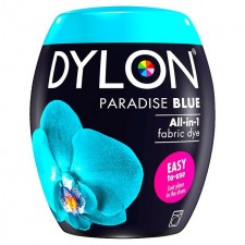 Dylon Machine All in 1 Fabric Dye Paradise Blue