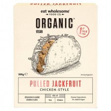 Eat Wholesome Organic Chicken Style Jackfruit 300g