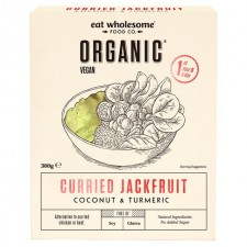 Eat Wholesome Organic Curried Jackfruit 300g