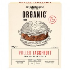 Eat Wholesome Organic Spiced Beef Style Jackfruit 300g