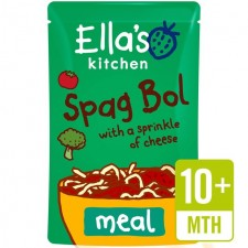 Ellas Kitchen Organic Spag Bol with a Sprinkle of Cheese190g 10 Months