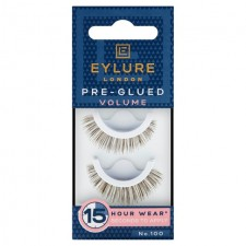 Eylure Pre-Glued Volume 100 False Lashes 50g