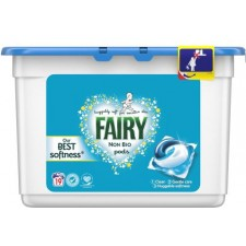 Fairy Non Biological Liquitabs 19 Washes