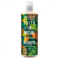 Faith in Nature Shea and Argan Conditioner 400ml