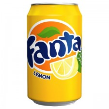 Fanta Icy Lemon 24 X 330ml Cans