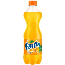 Fanta Orange 500ml Bottle