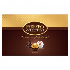 Ferrero Collection Assorted Chocolates 12 Pieces 135g