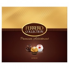 Ferrero Collection Assorted Chocolates 30 Pieces 324g