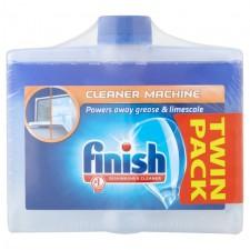 Finish Dishwasher Cleaner Original 2 x 250ml