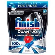 Finish Quantum Ultimate Original Dishwasher Tablets x 100