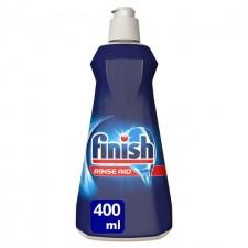 Finish Rinse Aid Regular Shines and Dries 400ml