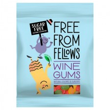 Free From Fellows Wine Gums 70g
