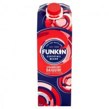 Funkin Strawberry Daiquiri Cocktail Mixer 1L