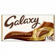Galaxy Smooth Milk Chocolate 110g