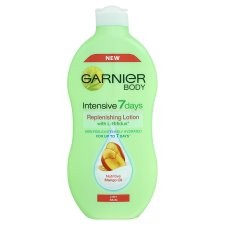 Garnier Body Intensive 7 Days Replenishing Lotion Mango Oil 400ml