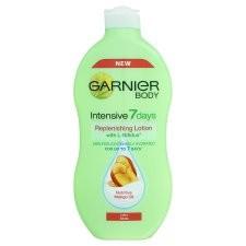 Garnier Body Intensive 7 Days Replenishing Lotion Mango Oil 400ml