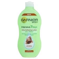 Garnier Body Intensive 7 Days Softening Lotion Shea Butter 400ml