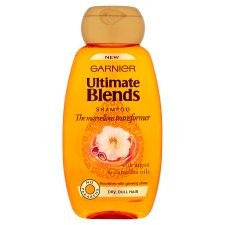 Garnier Ultimate Blends Marvellous Transformer Shampoo 250ml