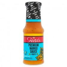 Geetas Premium Mango Sauce 230g