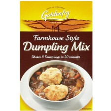 Goldenfry Original Farmhouse Dumpling Mix 142g