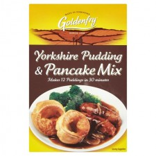 Goldenfry Yorkshire Puddings and Pancakes Mix 142g