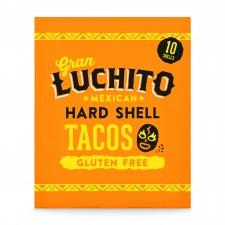 Gran Luchito Hard Shell 10 per pack 170g