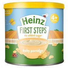 Heinz Breakfast Creamy Oat Baby Porridge 4 Months 240g