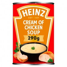 Heinz Cream Of Chicken Mug Size Soup 290g