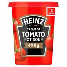 Heinz Cream of Tomato Pot Soup 490g