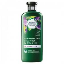 Herbal Essences Bio Renew Cucumber And Green Tea Shine Conditioner 400Ml