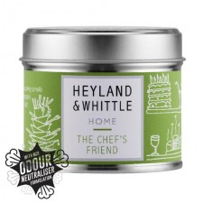 Heyland and Whittle Home Solutions The Chefs Friend Tin Candle 180g