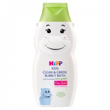 Hipp Kids Free From Clean and Green Bubbly Bath 300ml