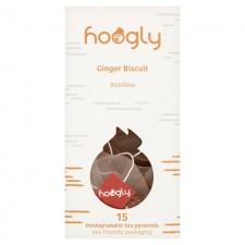 Hoogly Tea Ginger Biscuit Tea Bags