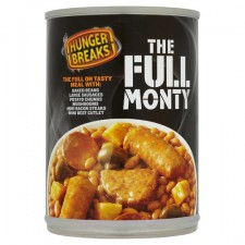 Hunger Breaks The Full Monty 395g