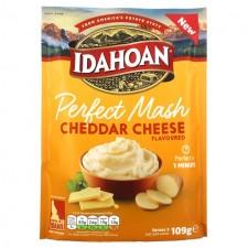 Idahoan Perfect Mash Cheddar Cheese Flavour 109g
