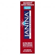 Janina UltraWhite Maxi Intensive Whitening 75ml Toothpaste