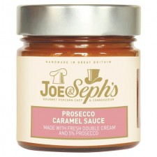 Joe and Sephs Prosecco Caramel Sauce 230g